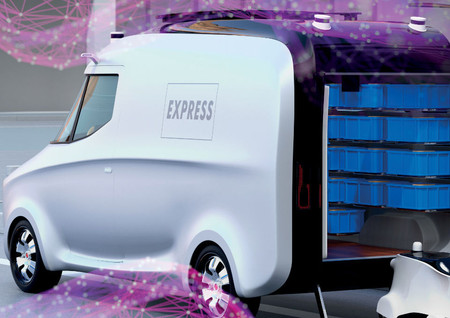 Whitepaper: All change in the last mile. Are robot couriers just round the corner?